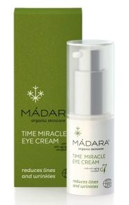 "Madara - Антивозрастной крем для кожи вокруг глаз ""Time Miracle Eye cream"""
