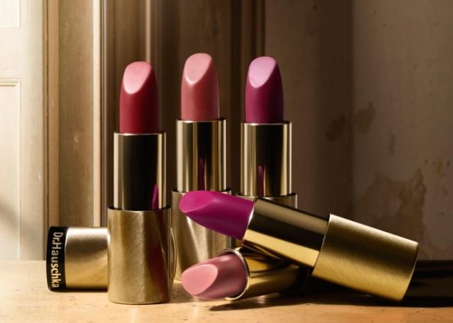 "Dr.Hauschka Limited Edition Lipsticks ""Inner Glow"""