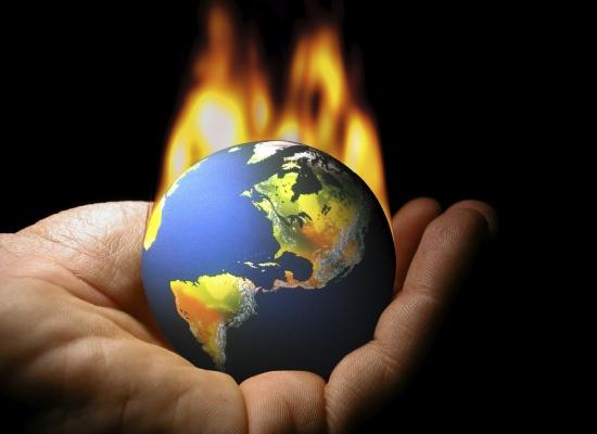 Изменение климата Планеты